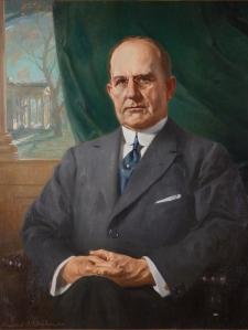 Earl W. Oglebay Portrait