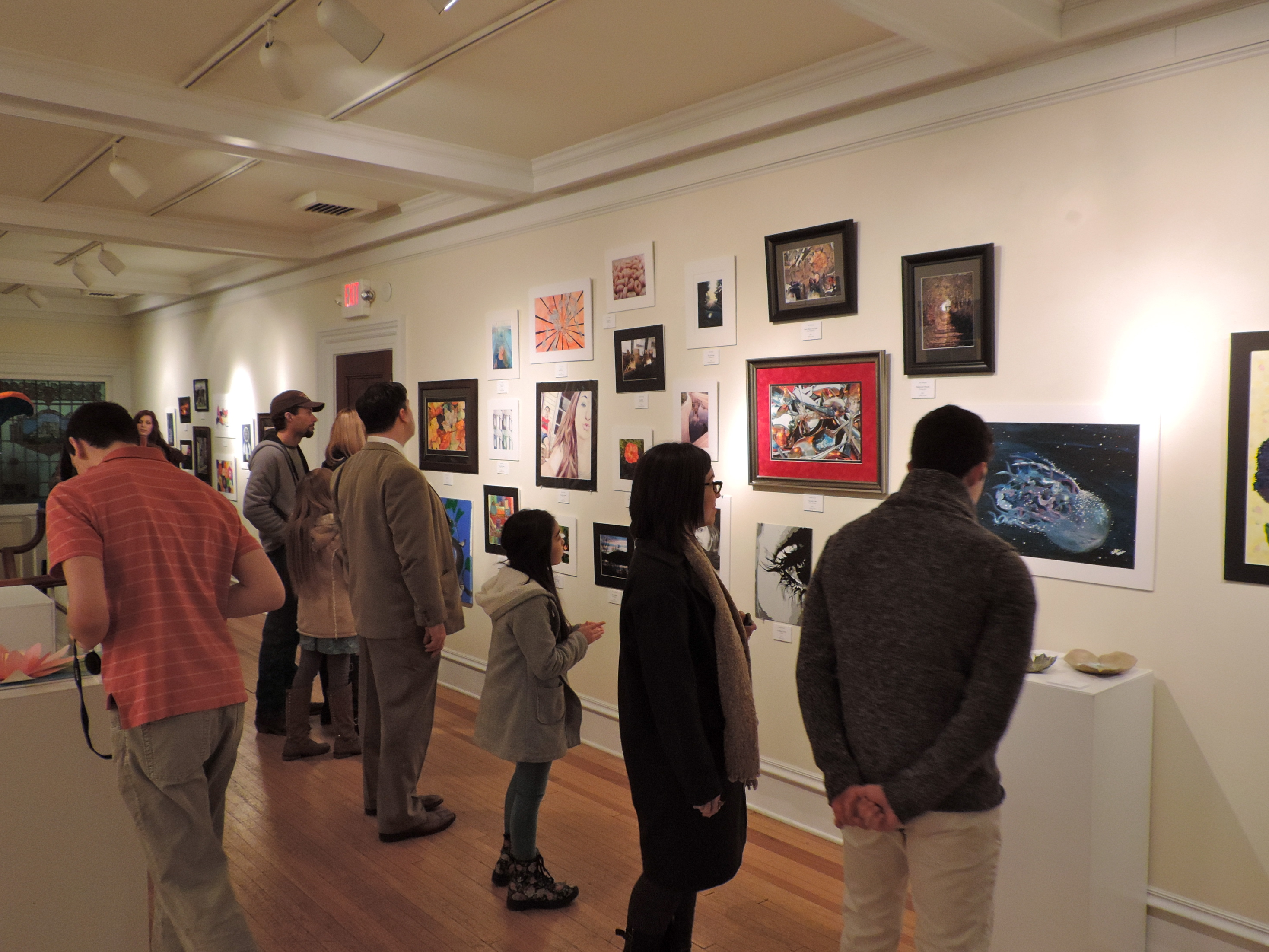 Oi exhibit and workshops offer art resources to ohio for Art and craft shows in ohio